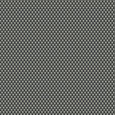 Navy Leaves Decorator Fabric by Fabricut
