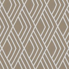 Khaki Embroidery Decorator Fabric by Fabricut