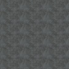 Slate Blue Embroidery Decorator Fabric by Stroheim