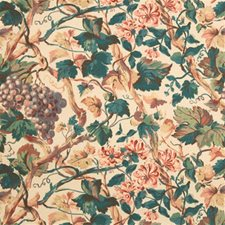 Antique Vegetable Decorator Fabric by Lee Jofa