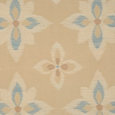 Brown Ikat Southwest Kilims Decorator Fabric by RM Coco