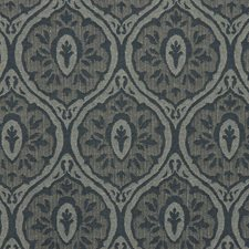 Midnight Blue Decorator Fabric by RM Coco