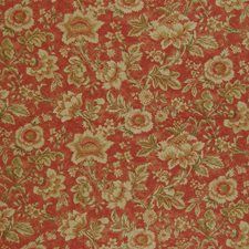 Rhubarb Floral Decorator Fabric by Greenhouse