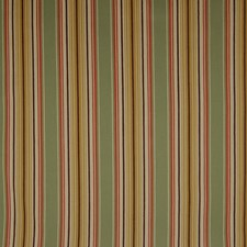 Garden Stripe Decorator Fabric by Greenhouse