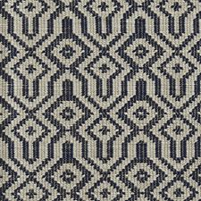 Dark Denim Decorator Fabric by Scalamandre