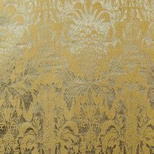 Pelican Gold Decorator Fabric by Scalamandre