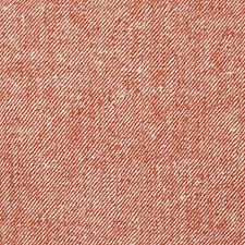 Burnt Orange Decorator Fabric by Scalamandre
