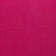 Fuschia Linen Decorator Fabric by Scalamandre