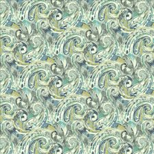 Blue Lagoon Decorator Fabric by Kasmir
