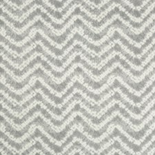 Grey/White Ikat Decorator Fabric by Kravet