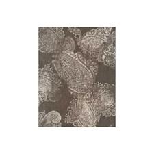 Buff Paisley Decorator Fabric by Andrew Martin