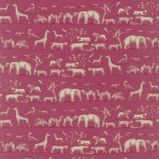 Paradise Animal Decorator Fabric by Andrew Martin