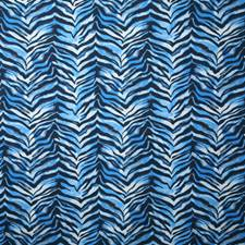 Cerulean Ethnic Decorator Fabric by Pindler