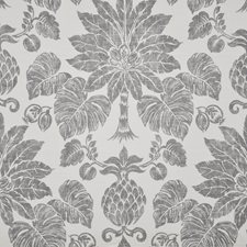 Pewter Decorator Fabric by Maxwell
