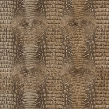 Bronze/Beige Skins Decorator Fabric by Kravet