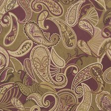 Purple Contemporary Decorator Fabric by JF