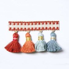 Fringe Tassel Jewel Trim by Pindler
