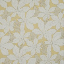 Yellow Decorator Fabric by Kasmir