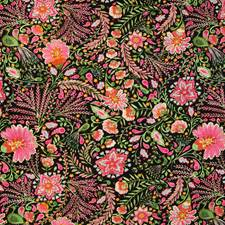 Onyx Juvenile Decorator Fabric by Greenhouse