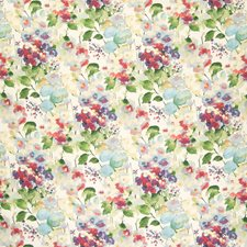 Jubilee Floral Decorator Fabric by Greenhouse