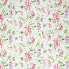Spring Rain Floral Decorator Fabric by Greenhouse