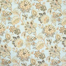 Monsoon Floral Decorator Fabric by Greenhouse