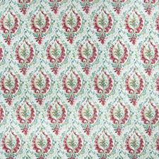 Cherry Scroll Decorator Fabric by Greenhouse