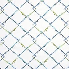 Nile Lattice Decorator Fabric by Greenhouse