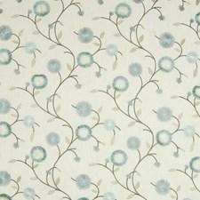 Porcelain Suzani Decorator Fabric by Greenhouse