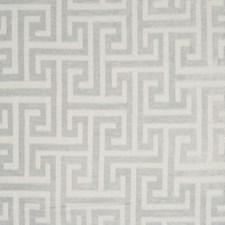 Dove Geometric Decorator Fabric by Greenhouse