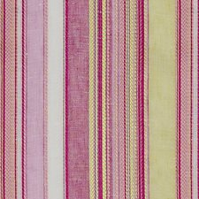 Raspberry/Lime Decorator Fabric by Scalamandre