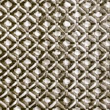 Mocha Decorator Fabric by Scalamandre