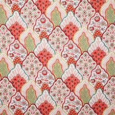 Melon Traditional Decorator Fabric by Pindler