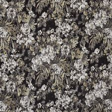 Night Bloom Decorator Fabric by Maxwell