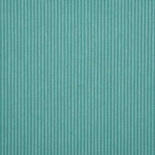 Teal Stripe Decorator Fabric by Pindler