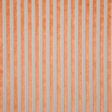 Apricot Stripe Decorator Fabric by Pindler