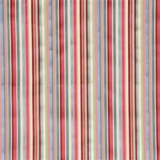 Pink Stripes Decorator Fabric by G P & J Baker