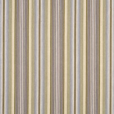 Natural/Mauve Stripes Decorator Fabric by G P & J Baker