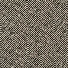 Charcoal Weave Decorator Fabric by G P & J Baker