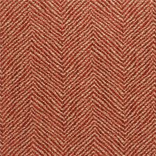 Red Weave Decorator Fabric by G P & J Baker