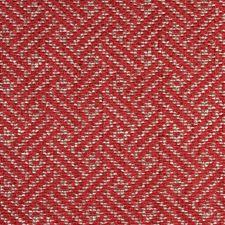 Venetian Red Decorator Fabric by G P & J Baker