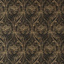 Bronze/Ebony Chenille Decorator Fabric by G P & J Baker
