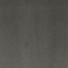 Soft Grey Velvet Decorator Fabric by G P & J Baker