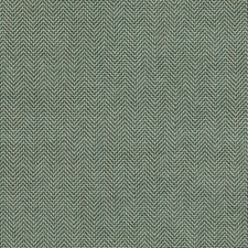 Teal Weave Decorator Fabric by G P & J Baker