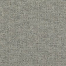 Soft Blue Weave Decorator Fabric by G P & J Baker