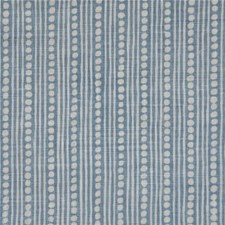 New Blue/Oys Modern Decorator Fabric by Lee Jofa