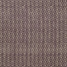 Aubergine Print Decorator Fabric by Lee Jofa