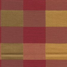 Brick Red Decorator Fabric by RM Coco
