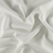 Ivory/Off White Plain Decorator Fabric by JF