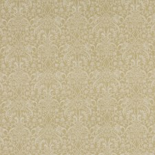 Celery Print Decorator Fabric by G P & J Baker